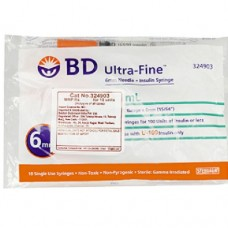 B.D Insulin Syringe U100 1cc 31G-8mm