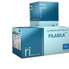 SILK BLK 3-0 X 90- Cuct Silk30 5003-16 mm