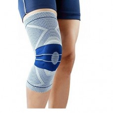 Genu grip knee brace-medium left