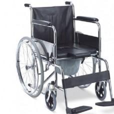 WHEEL-CHAIR-Karma Commode Wheel Chairs-Rainbow 7